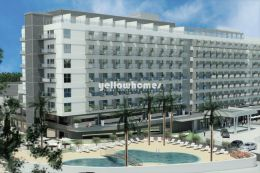Investment, Hotel apartments near the beach in...